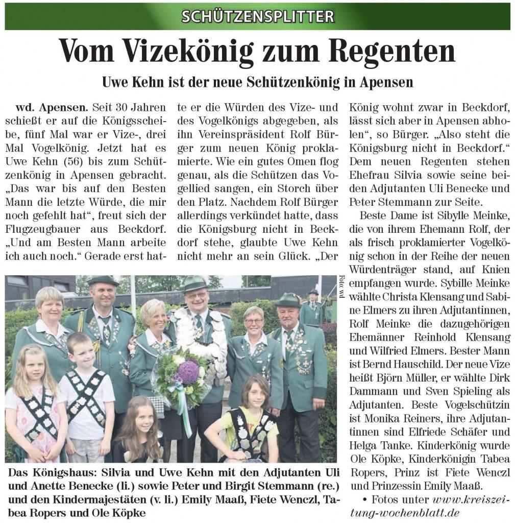 Neue Buxtehuder 01.07.15