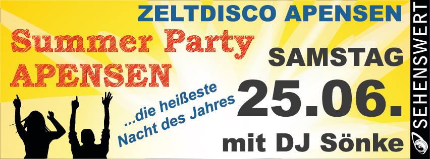 Summer Party – 25.06.2016